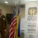 c14 ukrainian nazi Serhiy Bondar america house kyiv