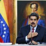 Venezuela President Nicolas Maduro