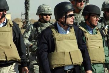 John McCain Iraq 2007