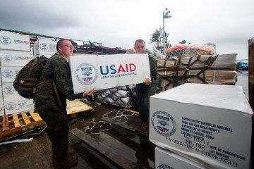 USAID military special operations