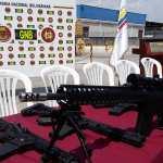 weapons venezuela