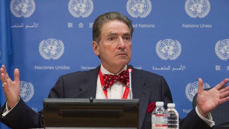 Alfred de Zayas UN Venezuela