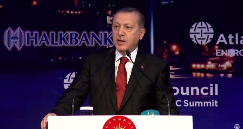 Atlantic Council Erdogan