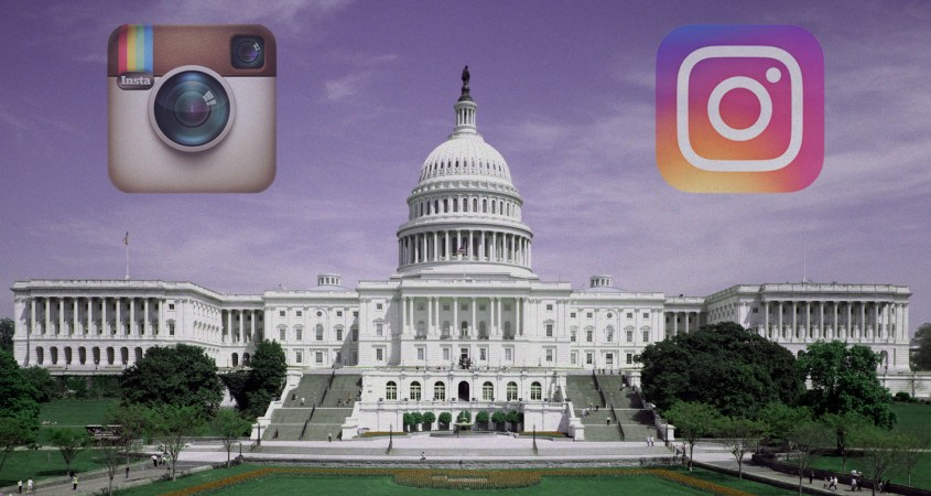 instagram us government iran