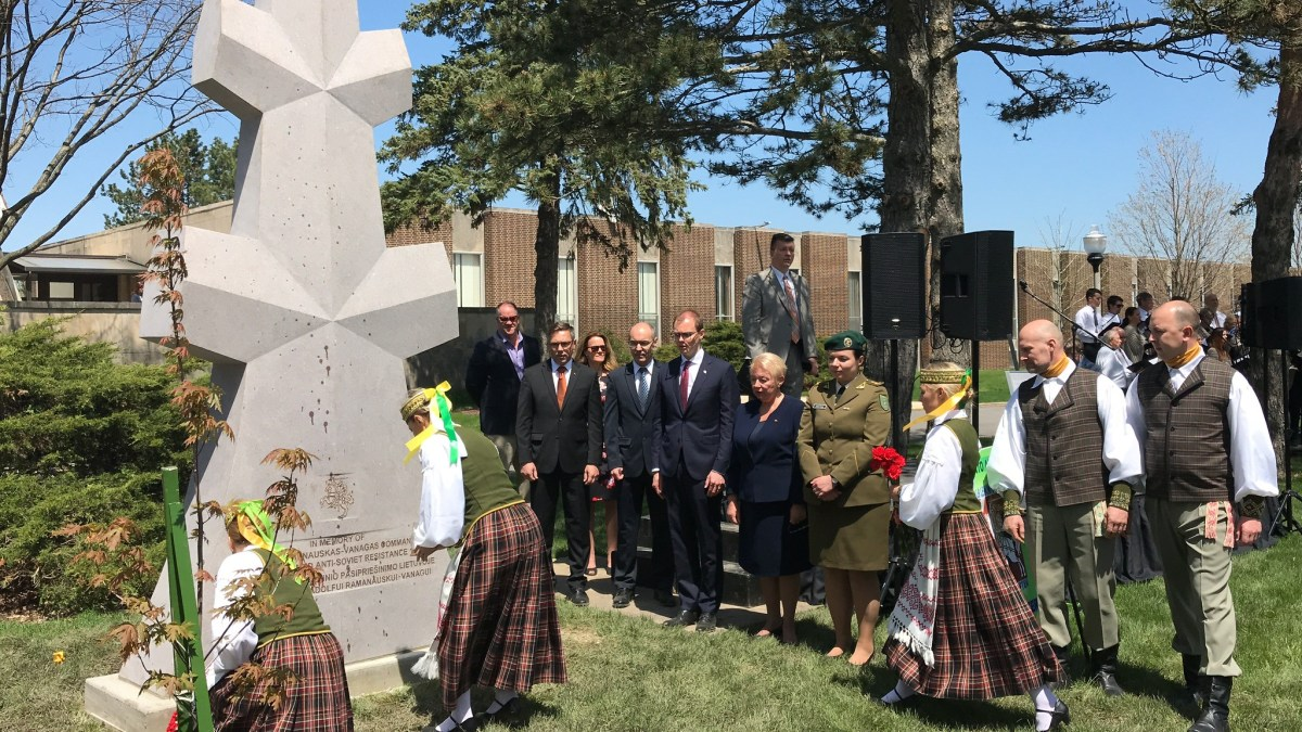 New NATO-approved US monument honors fascist Lithuanian Nazi collaborator as anti-Soviet hero