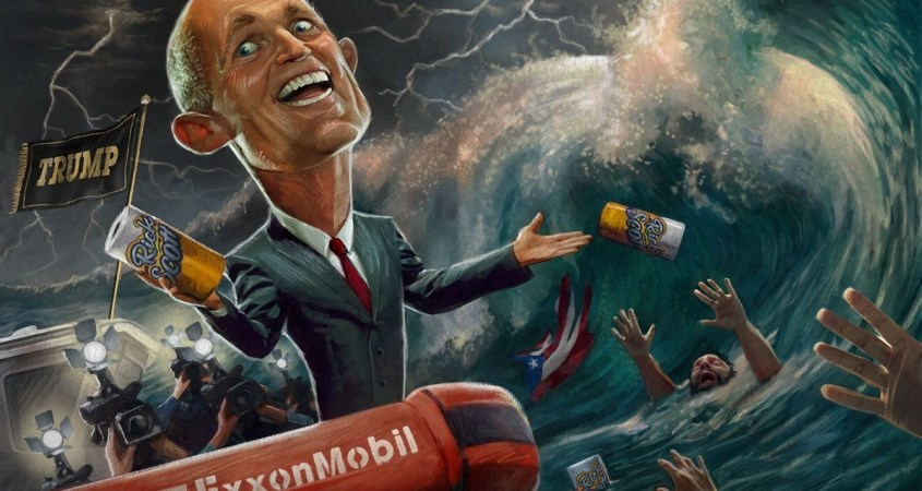 Rick Scott oil