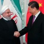 Rouhani Iran China Xi Bishkek Kyrgyzstan