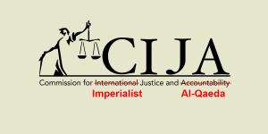cija logo imperialist al qaeda