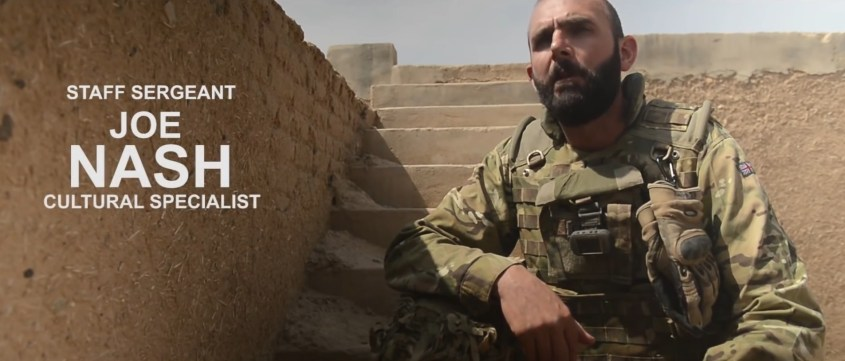 Defence Cultural Specialist Unit Afghanistan