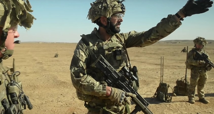 UK Defence Cultural Specialist Unit Afghanistan war