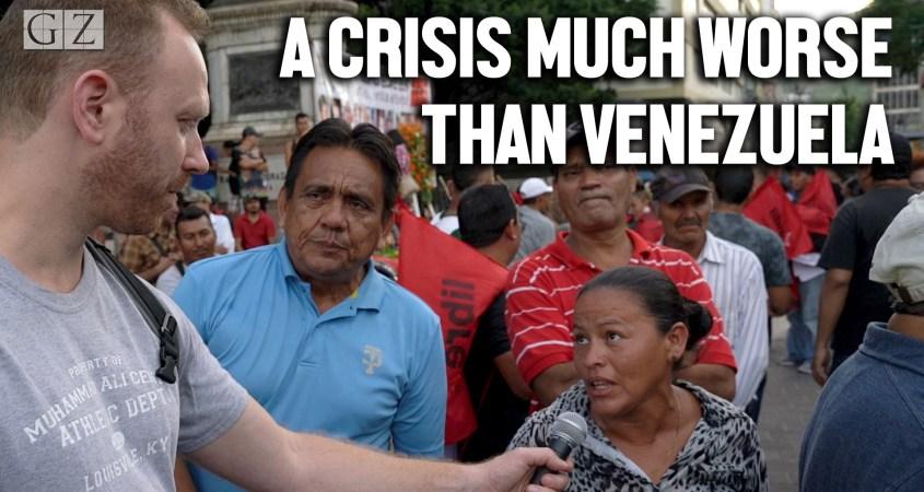 venezuela hondurans crisis still