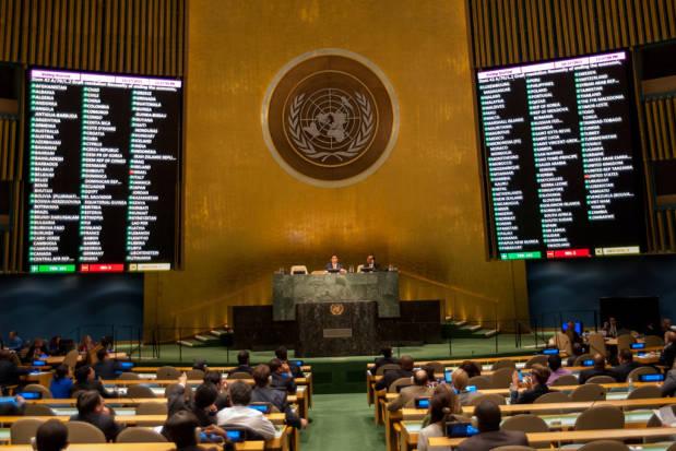 Cuba embargo vote UN 2015