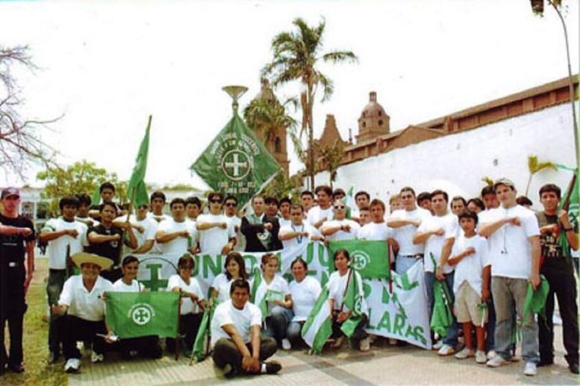 UJC Union Juvenil Cruceñista Bolivia