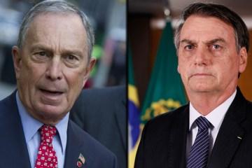 Bloomberg adviser Arick Wierson Bolsonaro Brazil