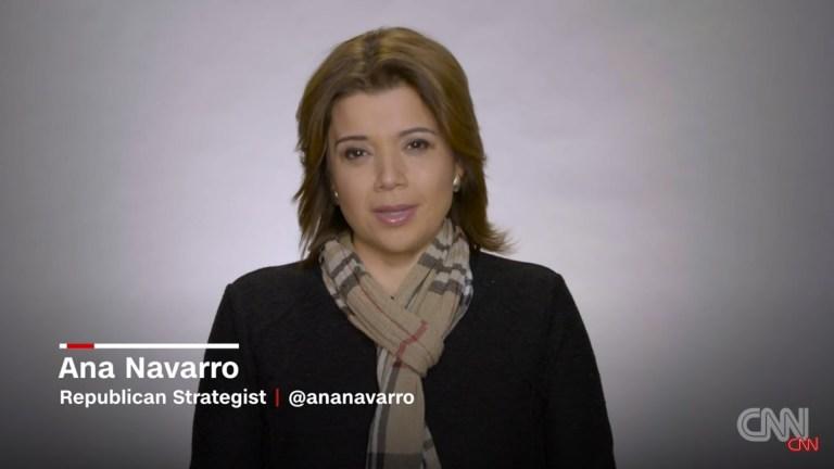 CNN Ana Navarro Contras Republican