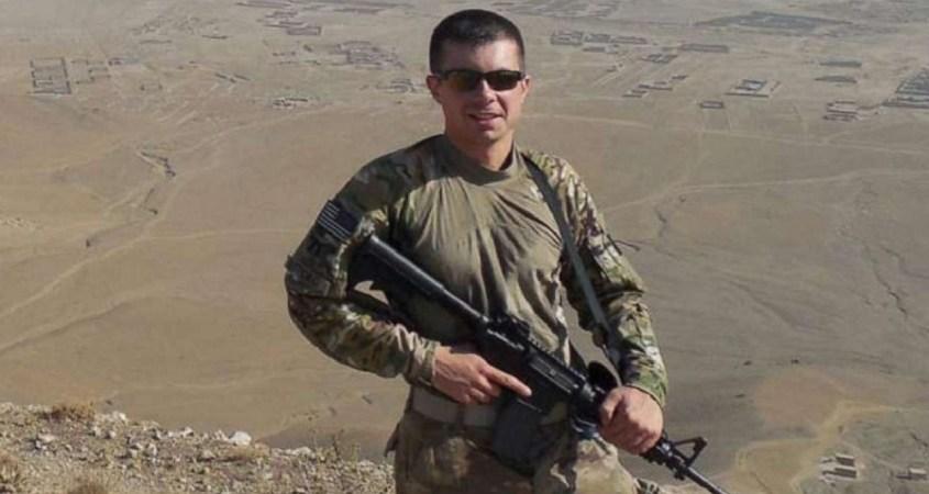 Pete Buttigieg CIA Afghanistan