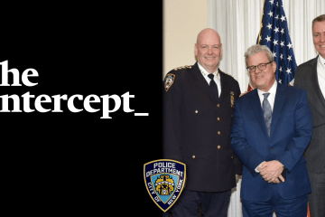 The Intercept Richard Esposito NYPD