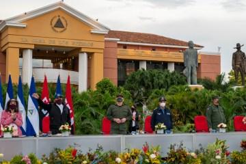 Nicaragua Sandinista Revolution 41 anniversary Ortega coronavirus