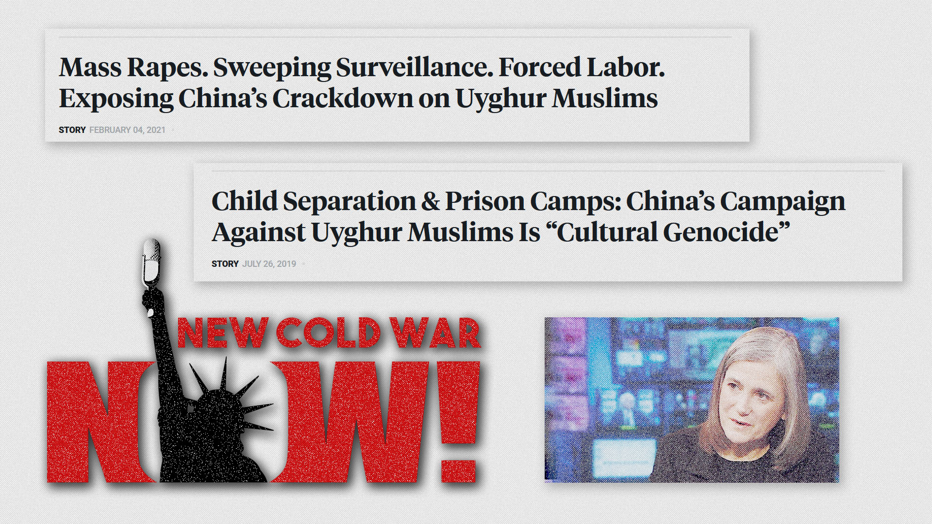 Democracy Now amplifies State Department propaganda campaign against China behind progressive cover | The Grayzone