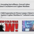 Democracy Now China propaganda cold war