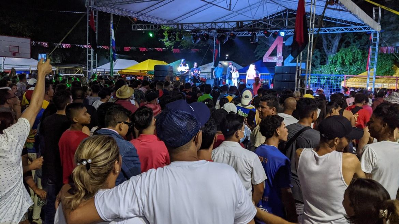 Sandinista revolution 2021 vigilia San Antonio