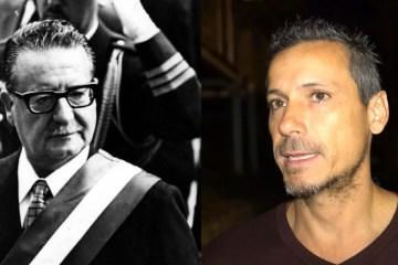 Salvador Allende grandson Venezuela Pablo Sepulveda