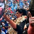 Patricia Arce interview Bolivia MAS