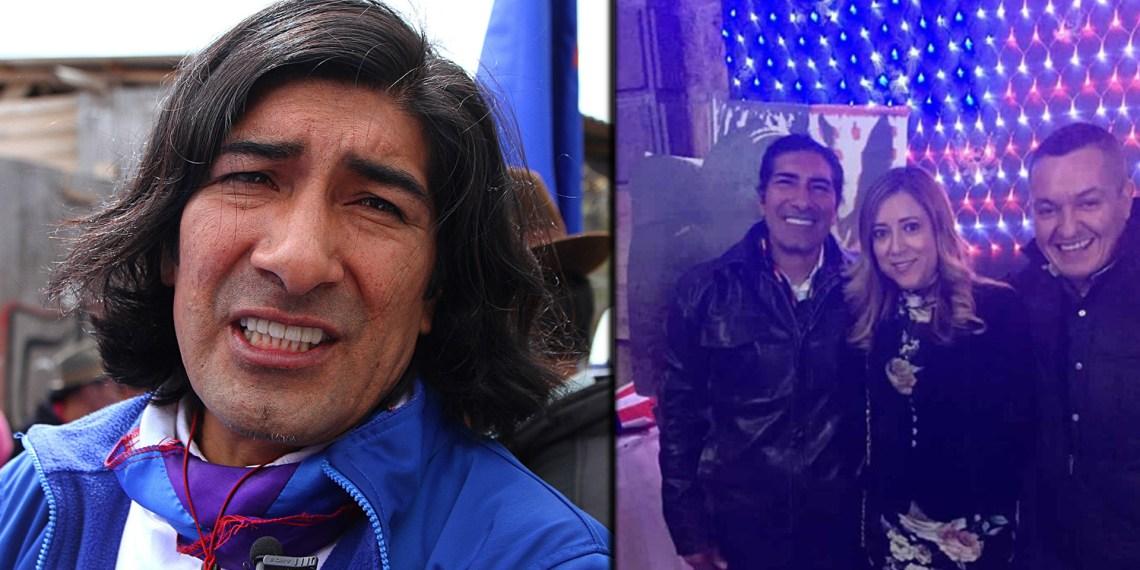 Ecuador Yaku Perez Pachakutik US