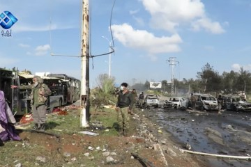 Rashidin bus bombing Syria Shia media hiccup