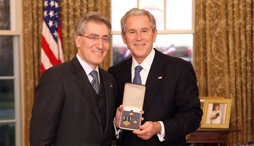 Robby George George Bush NCRI