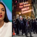 AOC police called Twitter critic