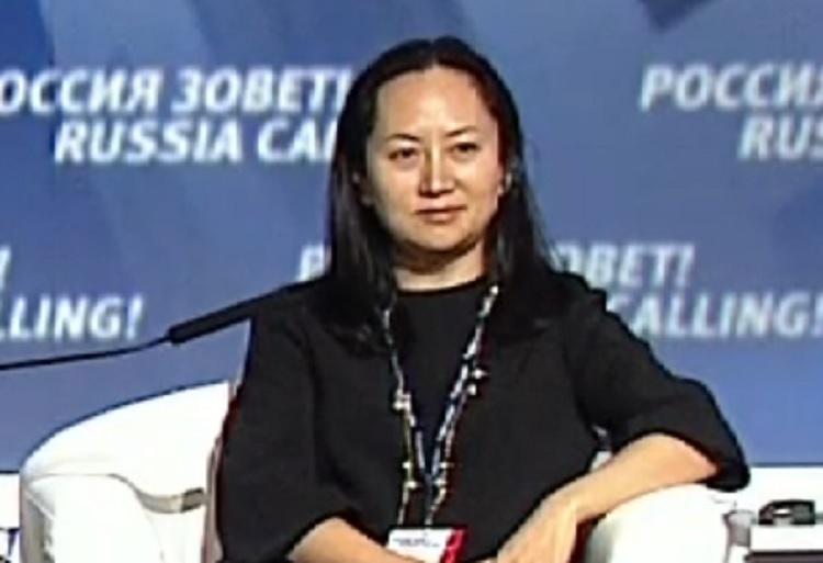 China Huawei Meng Wanzhou US sanctions