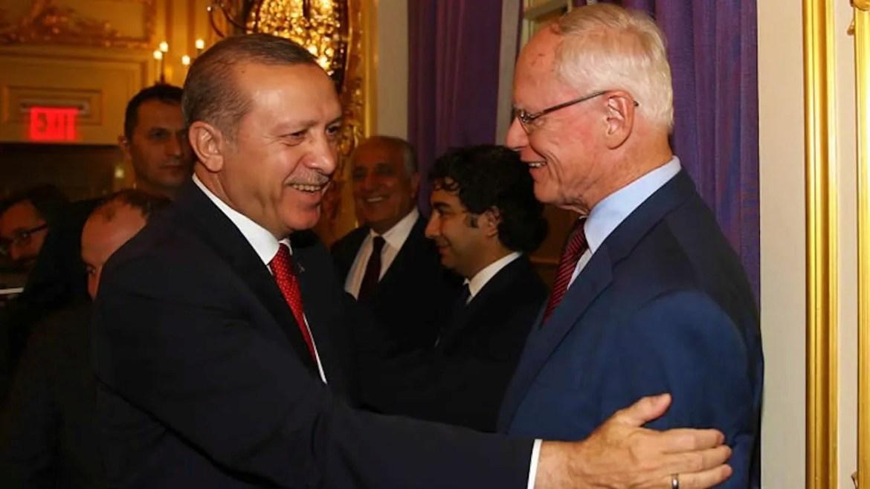 James Jeffrey Erdogan Syria