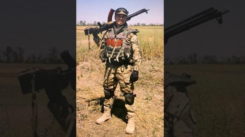 Belarus Roman Protasevich Azov assault rifle