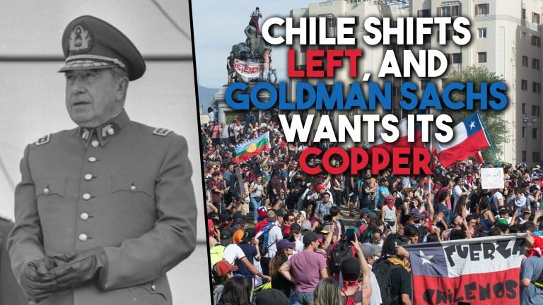 Chile dejó constitución Pinochet Cobre