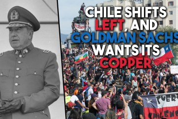 Chile left constitution Pinochet copper