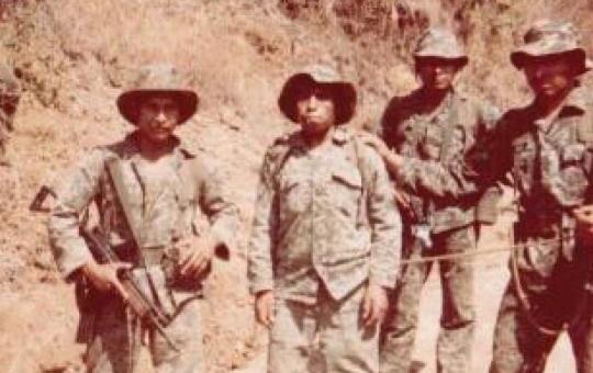 Guatemala Kaibiles special forces massacre