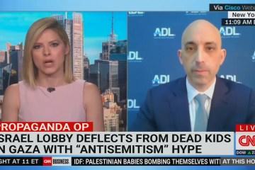 media Israel lobby antisemitism