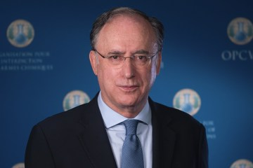 Fernando Arias OPCW Syria whistleblowers