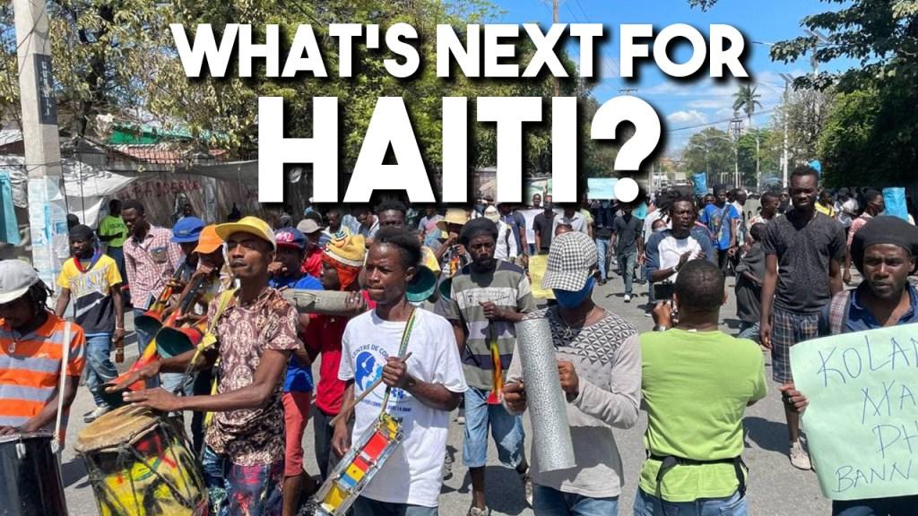 Haiti Red Lines still