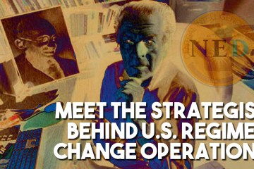 Gene Sharp US regime change operations
