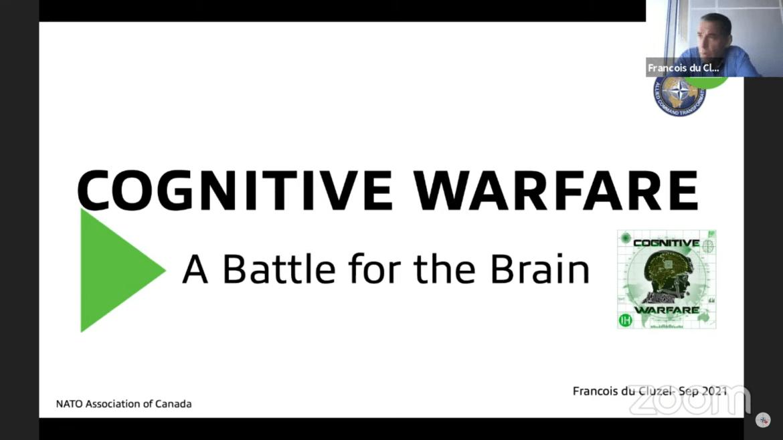 NATO Cognitive Warfare