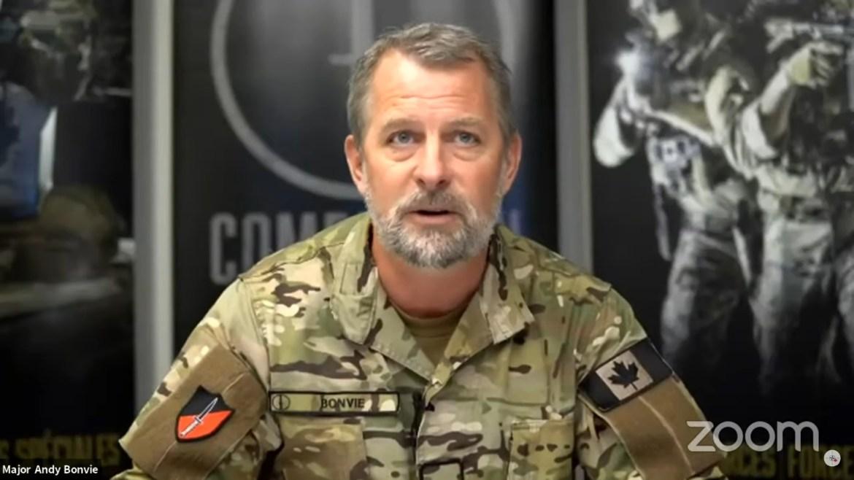 NATO cognitive warfare Andy Bonvie