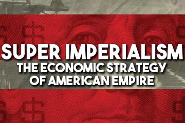 Super Imperialism Michael Hudson