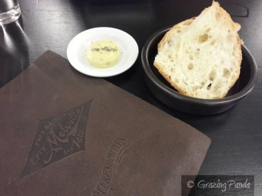 Bread @ Captain Melville