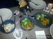Dinner at Tonka
