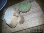 Bread with Seaweed Butter