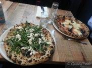 Pizza's at 90 Secondi