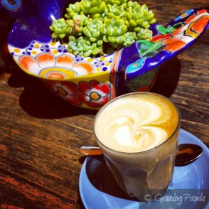 Latte at Mixed Business