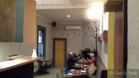 Inside Hercules Morse Kitchen and Bar